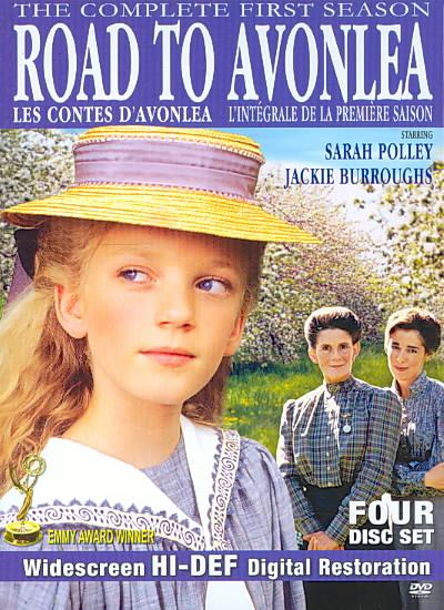 ROAD TO AVONLEA:SEASON 1 BY ROAD TO AVONLEA (DVD)