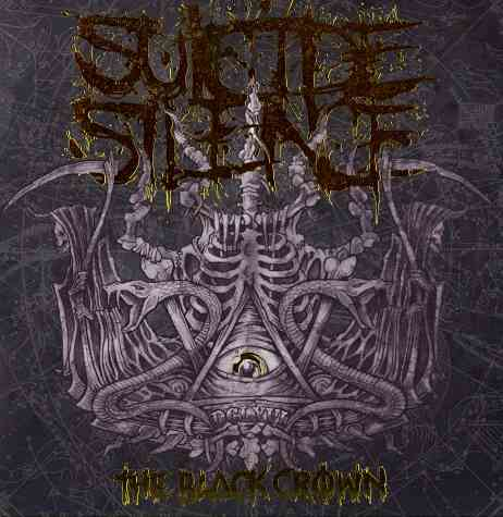 BLACK CROWN BY SUICIDE SILENCE (CD)