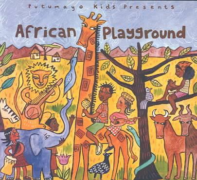 AFRICAN PLAYGROUND (CD)