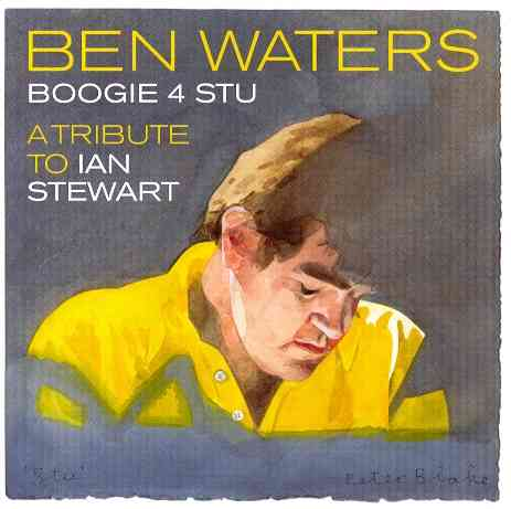 BOOGIE FOR STU BY WATERS,BEN (CD)