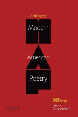 Anthology of Modern American Poetry By Nelson, Cary (EDT)